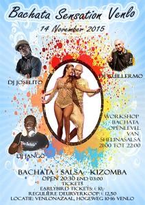 salsa avond 14 november 2015